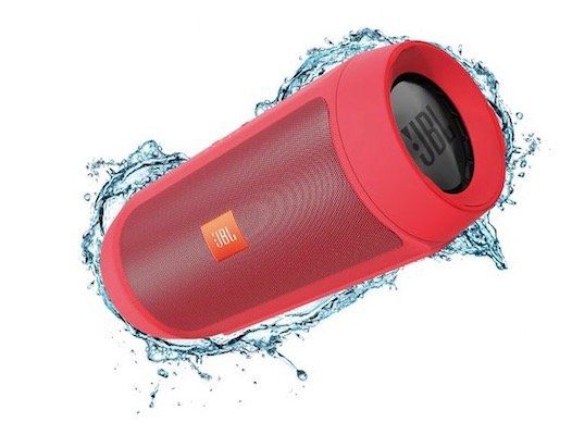 JBL Charge 2+ Bluetooth Lautsprecher mit großem Akku für 79,99€ (statt 134€)   refurbished!