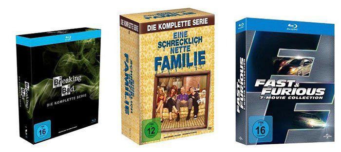 Thalia mit 17% Rabatt auf Spiele, Filme & Musik   z.B. Die Dinos komplette Serie auf DVD für 19,91€