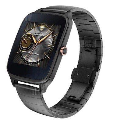 Asus ZenWatch 2 Smartwatch für 79€ (statt 119€)
