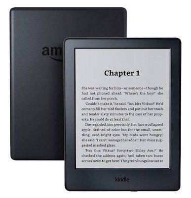Kindle 2016   6 Zoll eBook Reader mit Spezialangeboten für 56,99€ (statt 69€)