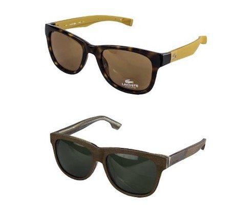 Restposten Marken Sonnenbrillen (Lacoste, Tommy Hilfiger, ...) + VSK frei   z.B. Lacoste L710S für 42,12€ (statt 64€)