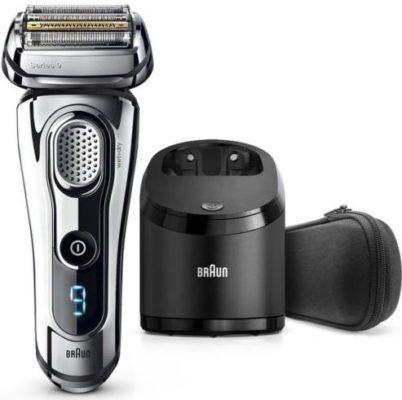Braun Series 9   9295cc Wet & Dry Elektrorasierer für 189,99€ (statt 210€)