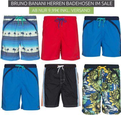 Bruna Banani Badehosen Sale   10 Modelle ab nur 9,99€