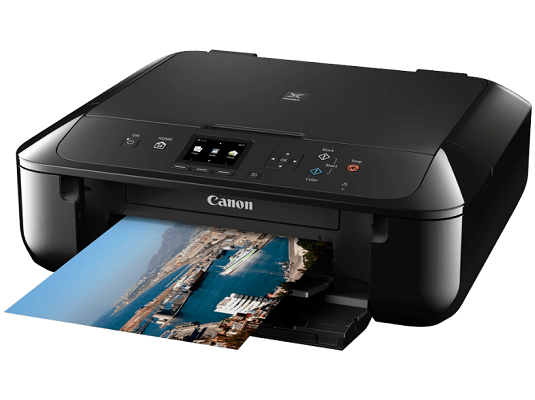 Canon PIXMA MG5750 Tintenstrahl Multifunktionsdrucker für 49€ (statt 67€)