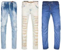 Cipo & Baxx, Mustang u.a. Herren Jeans   div. Modelle ab je nur 19,99€