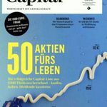 Jahresabo Capital gratis – endet automatisch!