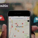 CityMaps2Go Pro (iOS) kostenlos statt 10,99€