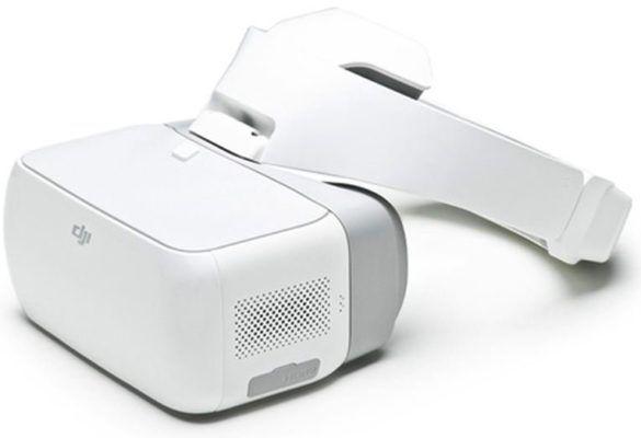 DJI Goggles   VR Brille für DJI Phantom 3 / 4 / Mavic Pro / Inspire 1 / 2 für ~408€ (statt 529€)
