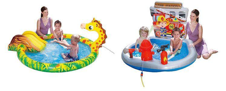 Summer Waves Planschbecken   verschiedene Designs für 12€ (statt 20€)   eBay Plus nur 10,80€