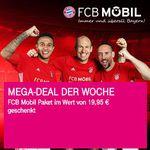 Nur für Telekom-Kunden: FCB Mobil Paket geschenkt (Wert: 19,95€)