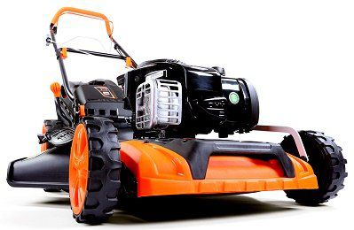 Fuxtec FX RM20BS   Benzin Rasenmäher mit Eigenantrieb für 233,10€ (statt 279€)   eBay Plus nur 220,15€