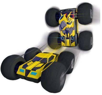 DICKIE TOYS   RC Transformers Flip Bumblebee  statt 35€ ab 24,99€