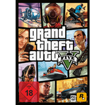 Grand Theft Auto V – PC USK 18 Game ab 19,99€ (statt 34€)