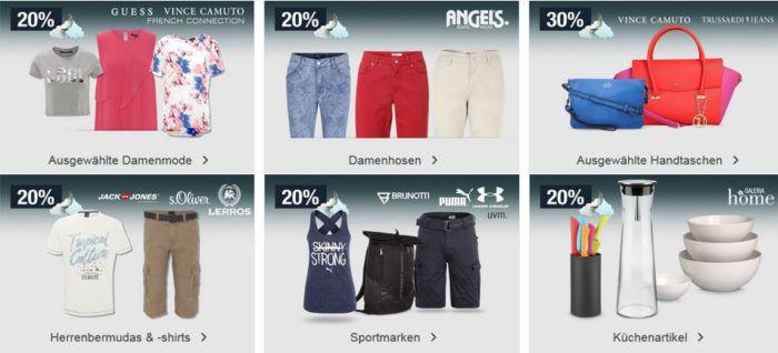 30% auf ausgewählte Handtaschen, 20% Rabatt auf Spielwaren von SES uvm.   Galeria Kaufhof Mondschein Angebote