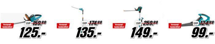 Media Markt Gardena Tiefpreisspätschicht   z.B. GARDENA 4071 60 R40Li Roboterrasenmäher für 777€