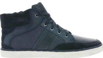 Casual BY GEMO Rarthi Herren Echtleder Sneaker Restgrößen für je 14,99€