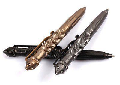 Tactical Pen mit eingebautem Glasbrecher für 2,16€