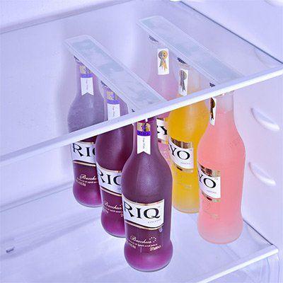 6 Flaschenmagnete für den Kühlschrank für 6,87€