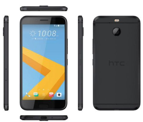HTC 10 Evo 32 GB Cast Iron   5,5 Zoll Android Phone statt 325€ für 279€