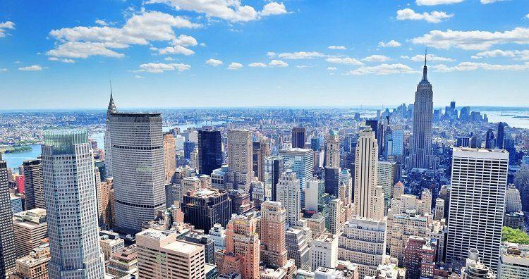 3   7 ÜN im 4* Hotel in Manhattan inkl. Flüge + Frühstück ab 679€ p.P.