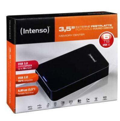 Intenso Memory Center   externe 6 TB 3.5 Festplatte für 149,90€
