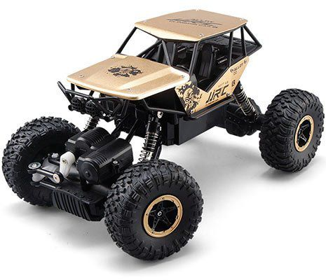JJRC Q50   RC Off Road Car in Gold für 24,82€