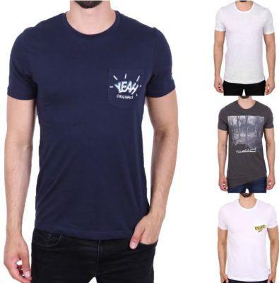 Jack and Jones Herren T Shirts S bis 2XL für je 7,92€