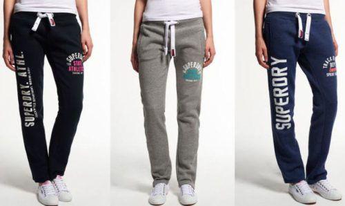 Superdry   Damen & Herren Jogginghosen viele Modelle für je 29,95€