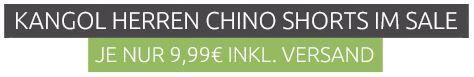 Kangol Herrenshorts   13 Modelle statt 33€ für je 9,99€