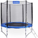 Kindertrampolin Set 244 cm + Netz u. Plane ab 114,95€