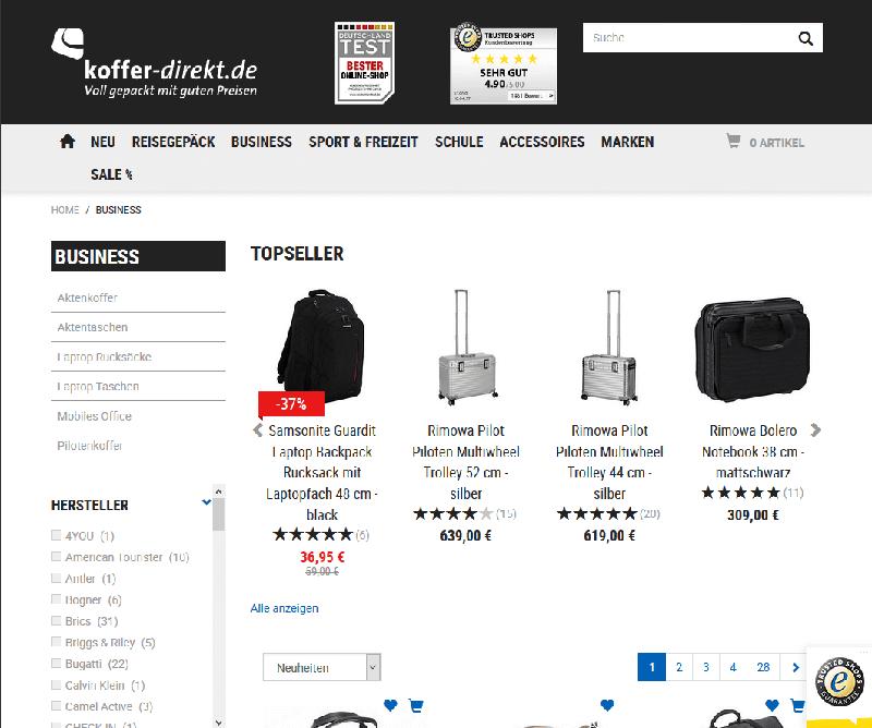 Koffer Direkt