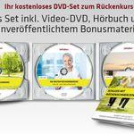Lattoflex – DVD-Set zum Rückenkurs gratis