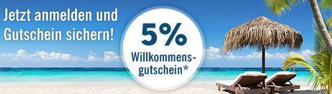 Lidl Reisen   dank Newsletter Anmeldung + gratis ELVIA Reiserücktritts Basisschutz
