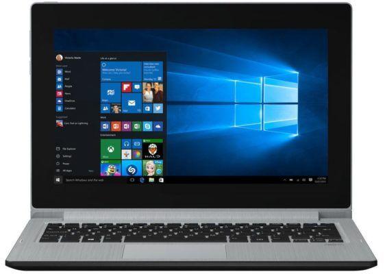 MEDION AKOYA E2211T   12 Zoll Notebook mit Touchdisplay für 179,99€