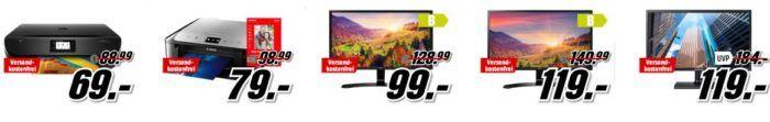 Media Markt: GiGaGünstig Sale für PC Hardware & Zubehör   z.B. ROCCAT Kone XTD  Gaming Mouse für 44€