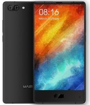 Maze Alpha (6 FHD, 64/4GB, Dual Sim) für 114,99€   günstige Xiaomi Mix Alternative?   aus EU