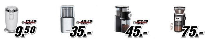Media Markt Kaffeegenuss Aktion: günstige Maschinen und Zubehör: z.B. Nespresso New CitiZ Kapselmaschine Silber für 125,  +50€ Kapselguthaben