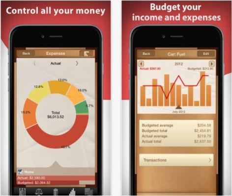 Money Haushaltsplaner(iOS) gratis statt 5,49€
