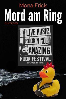 Mord am Ring: Kurzkrimi (Kindle Ebook) kostenlos