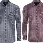 Mustang Herren Hemden in 2 Farben bis 2XL für je 17,99€