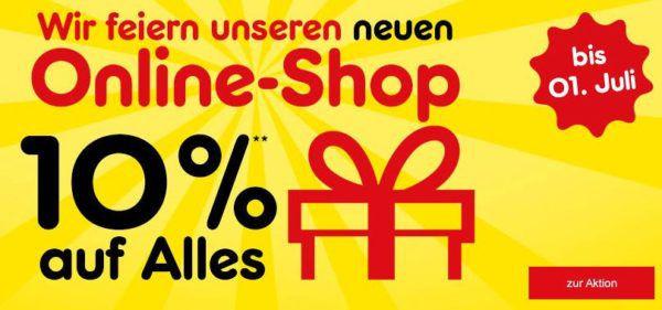Netto Online mit 10% Rabatt auf (fast) alles   z.B. Leco Hardtop Pavillon inkl. Seitenteile statt 592€ für 494,10€