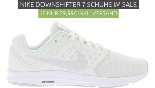 Nike Downshifter 7 Unisex Sneaker ab Gr. 40 für 29,99€