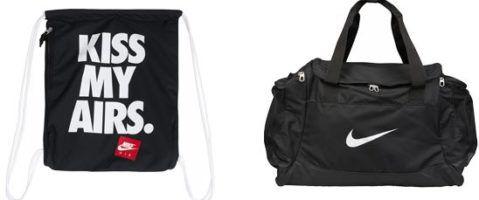 Jako, adidas und Nike   Sporttaschen Sale ab 9,99€ bei Outlet46