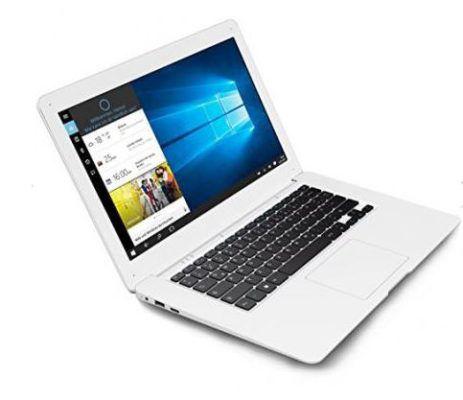 Odys Trendbook 14 Pro   14 Zoll Netbook mit 32GB und Windows 10 für 159€