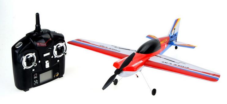 Wltoys F939   RC 6 Kanal Flugzeug für 36,79€ (statt 79€)