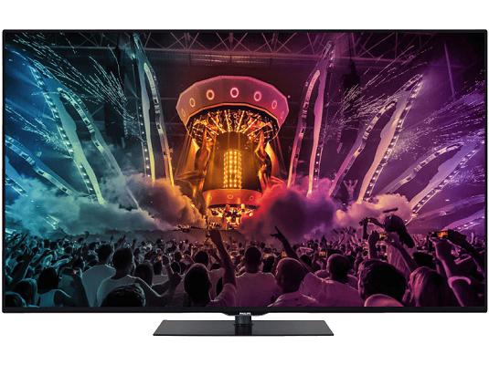 Philips 55PUS6031S/12   4K 55 LED TV, Smart TV für 499,99€ (statt 709€)