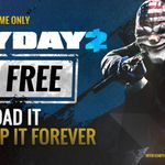 Payday 2 (Steam Key, Sammelkarten) gratis