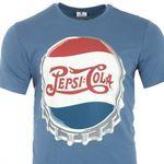PepsiCo – Pepsi Cola Logo T-Shirt sttatt 20€ für 7,99€