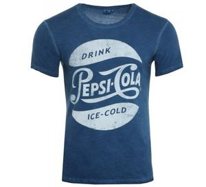 PepsiCo   Pepsi Cola Logo T Shirt für 9,99€ (statt 12€)