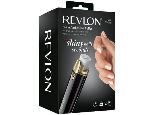 Revlon RVSP3525UKE Nagelpolierer + Ersatzrollen für 10€